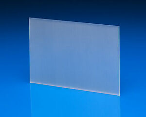 "3 7/8"" x 4 7/8"" Ground Glass - fits certain CAMBOS"