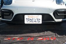 2014-2016 Porsche Boxster GTS/Cayman GTS - Removable Front License Plate Bracket