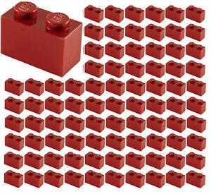 Brand New Lego Bulk 1x2 White Brick 3004 Lot of 50 pieces