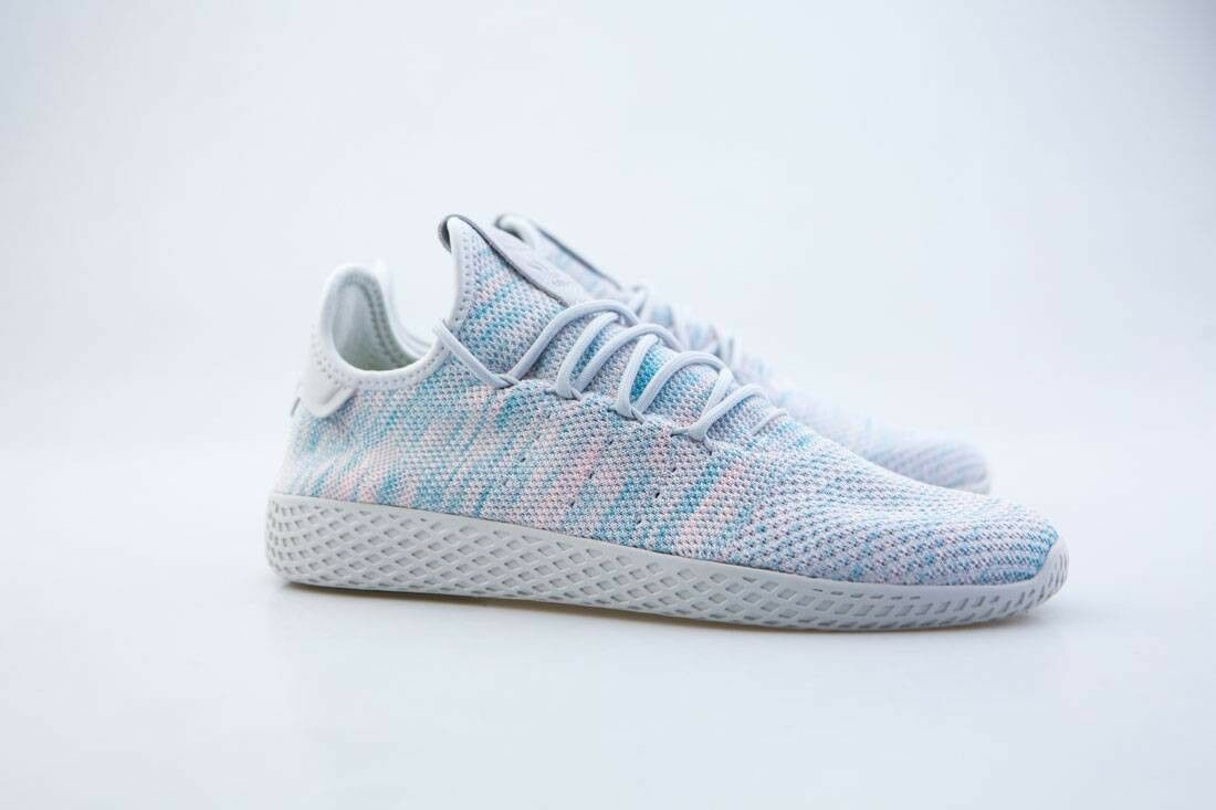 BY2671 Adidas x Pharrell Williams PW Uomo Tennis HU Blue Nobel Ink
