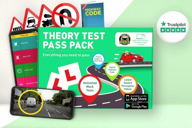 Driving Theory Test 2021 - UK Driving Theory & Hazard Perception, Highway Code