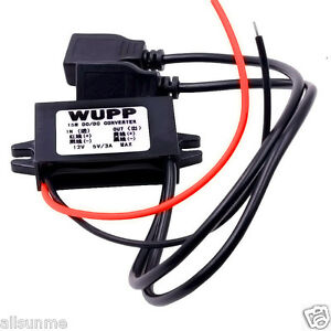Car-Boat-Motorcycle-Dual-USB-Charger-DC-12V-To-5V-3A-Power-Adapter-Supply-15W