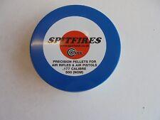 Spitfire Airgun Pellets-Boîte de 500 pastilles-pointu//en forme de dôme 0.22//0.177