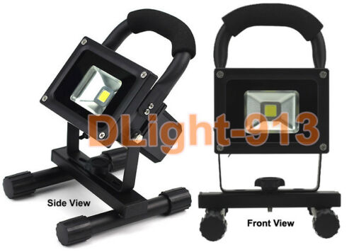 Portable Rechargeable LED Flood light For Outdoor//Indoor Projecting Illumination