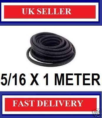8mm fuel pipe 5//16 petrol piping tube line 1 mtr diesel unleaded