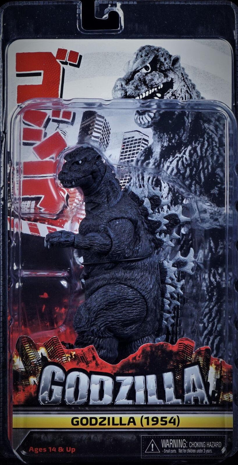 Godzilla Neca Movie Film 1954 originale NUOVO