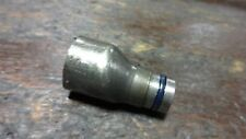 84 HONDA CB650SC NIGHTHAWK CB650 SC HM785 ENGINE OIL SCREEN FILTER FITTING VALVE
