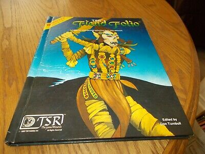 Fiend Folio: Tome of Creatures Malevolent and Benign (Advanced Dungeons and Dragons)
