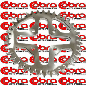 Cobra Cx50 Rear Sprocket 37 Cobra 50cc King Sr Jr Cm Pcmu0137
