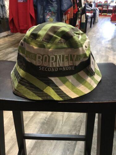 "BORN FLY SIZE L//XL GREEN /""TERRAIN/"" BUCKET HAT REVERSIBLE RETAIL 34.00"