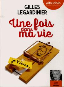 Gilles Legardinier***neuf Sous Film***livre-audio***une Fois Dans Ma Vie