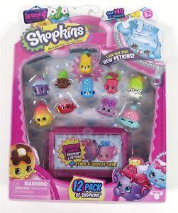Shopkins-Season-4-12-pack-1-Brand-New-Sealed-Mystery-Figure-Ultra-Rare-Limited
