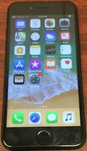Apple iPhone 7 - 32GB - Black A1660 Verizon Unlocked (CDMA + GSM)- Very Good
