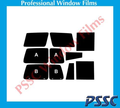 PSSC Pré Coupe Arrière Voiture Fenêtre Tint Films pour Nissan Patrol 1998-2009