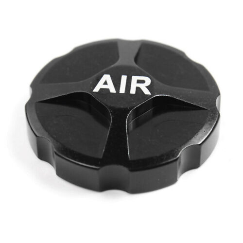 Aluminum Alloy Mountain-Bike Air Gas Fork Value Cover MTB Front Fork Cap Parts S