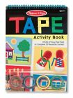 Melissa and Doug 3574 Tape Activity Book