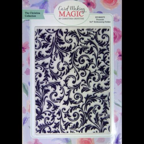 Flouris Craft Essentials The Christine Griffith Card Making Magic Collection