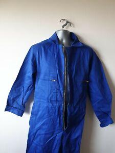 Workwear-Soldadura-PPE-ignifugo-Monos-Caldera-Traje-L-42R-42-034-pecho-564