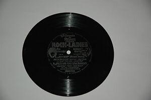 7-034-FLEXI-ROCK-LADIES-PAT-BENATAR-HARRY-DEBBIE-RENNBAHN-EXPRESS1981-MEGARAR