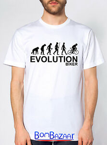 Hommes unisexe manches courtes T-shirt alpin logo logo descend des montagnes Vélo Bike