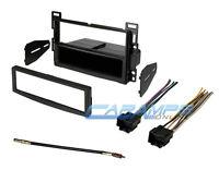 2006-2011 Hhr Car Stereo Radio Installation Dash Trim Bezel Kit W/ Wire Harness on Sale