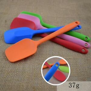 Spoon-Silicone-Small-Deep-Kitchen-Cooking-Utensil-Tool-Soup-Teaspoon-Catering