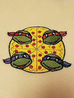 Baby Personalized Burp Cloth Teenage Mutant Ninja Turtles