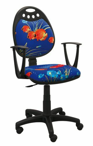 Best For Kids Kinderschreibtischstuhl PRINCESS Stuhl Kinder Drehstuhl 4 Designs