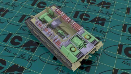 Late Production Pz.Kpfw.VI Ausf.B King Tiger WWII German Tank 1//35 ICM 35364