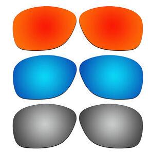 bf35ba57e8af 3 Pair Polarized Lenses for-Oakley She s Unstoppable Sunglasses ...