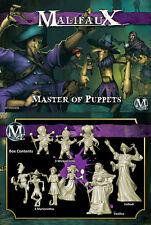 Malifaux: Neverborn: Master of Puppets, Collodi Crew (WYR20409) NEW
