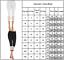 Plus-Size-Women-Slim-Fit-High-Waist-Denim-Lace-Cropped-Capri-Trousers-Jeans-Pant thumbnail 3