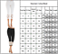 Donna-3-4-Capri-Jeans-Pizzo-Pantaloni-Caprihose-Estate-Pantaloni-Bermuda-huftjeans-Stretch miniatura 3