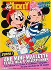 Le Journal de Mickey - Nouvelle Série N°1774 - Juin 1986 - BE