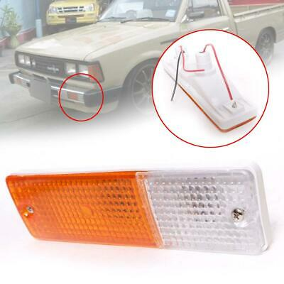 Datsun 720 1980-1986 Front Bumper Indicator Light Lamp For Nissan 720