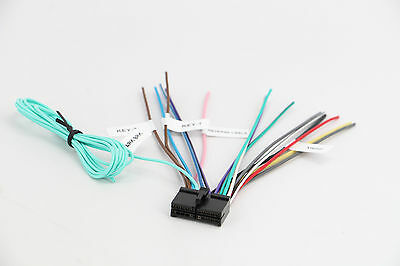 Xtenzi Wire Harness For Boss Radio Power 20Pin Plug BV9973 BV9978 BV9979B  9980B 702383841255 | eBayeBay