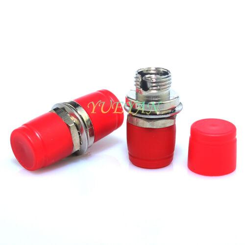 10pcs Free Shipping FC Small D flange //Coupler FC-FC Single-mode Simplex Wholesa