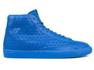 Nike Blazer Mid Métrique Royale Ebay Bleu