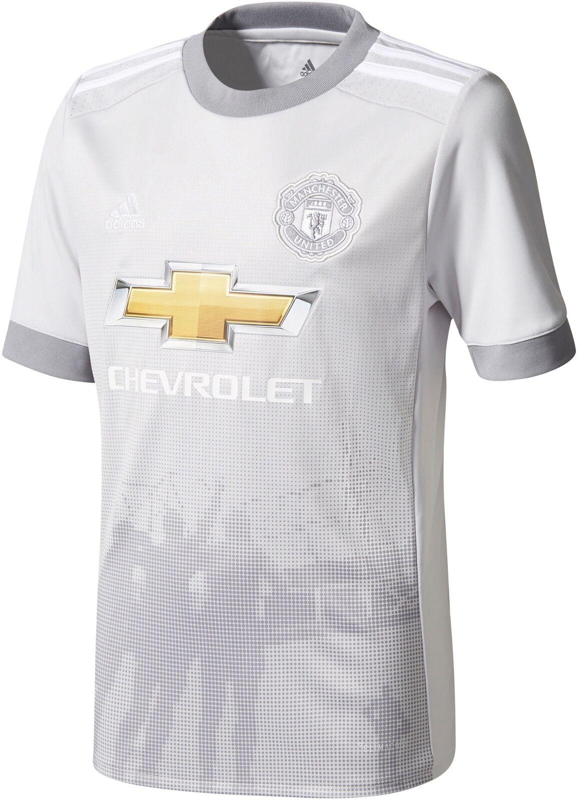 f91ef5ca1 adidas Manchester United 17 18 Third Shirt Medium 21 Ander Herrera ...