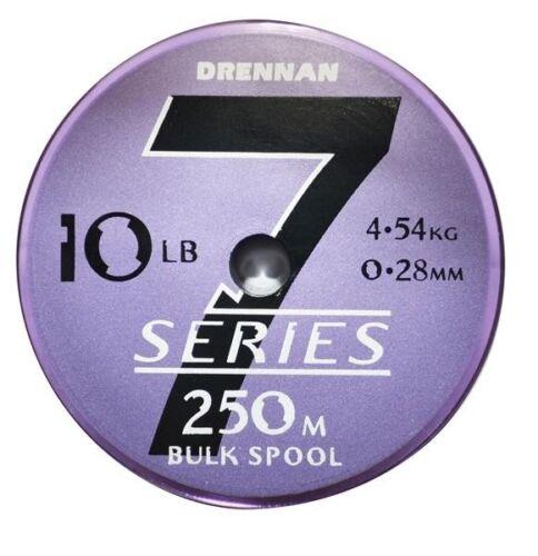 250m Spools Drennan Series 7 Mono Line