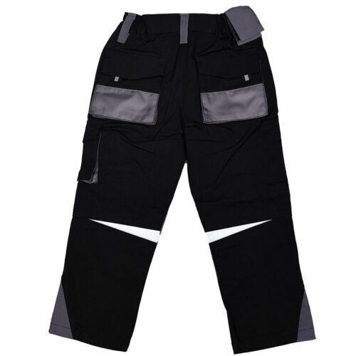 Nero Terratrend job rivoluzione bambini professione federale Pantaloni Grigio