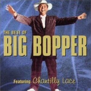Big-Bopper-The-The-Best-Of-NEW-CD
