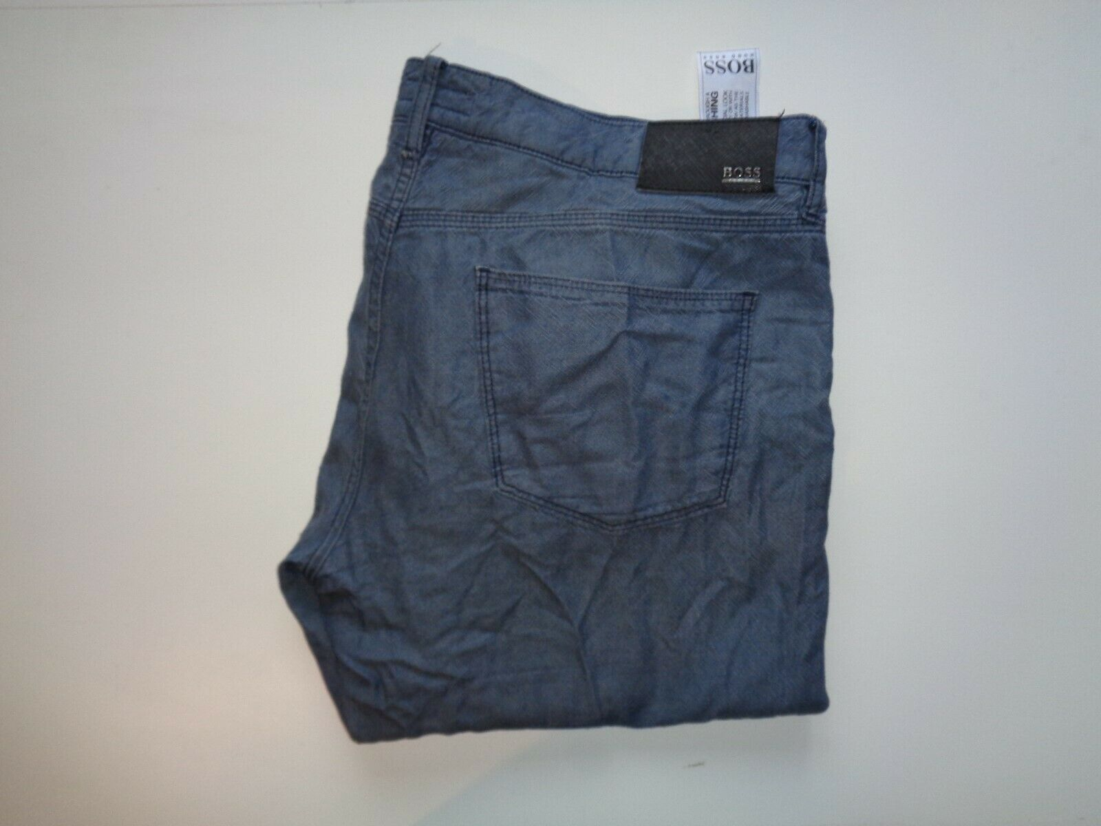 Hugo Boss Iowa1-10 grey jeans Waist 38