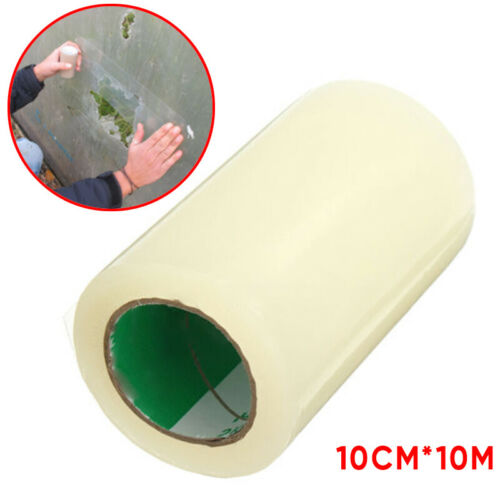 Greenhouse Repair Tape10m X 15cmExtra Strong Clear Polythene Polytunnel