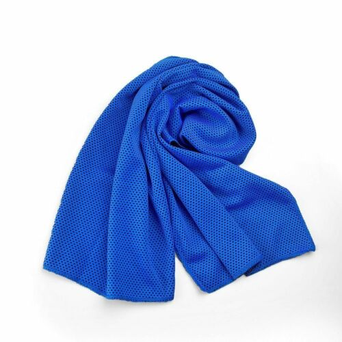 Instant Cooling Towel ICE Cold Cycling Jogging Gym Sports Outdoor Chilly 2018 UK