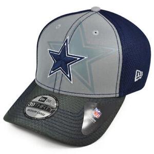 cf09b45f3d3ad DALLAS COWBOYS NEW ERA 39THIRTY FLASHED FRONT NEO REFLECTIVE HAT CAP ...