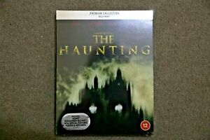BLU-RAY-THE-HAUNTING-1999-PREMIUM-EXCLUSIVE-EDITION-NEW-SEALED