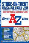 Stoke On Trent Street Atlas by Geographers' A-Z Map Company (Paperback, 2012)