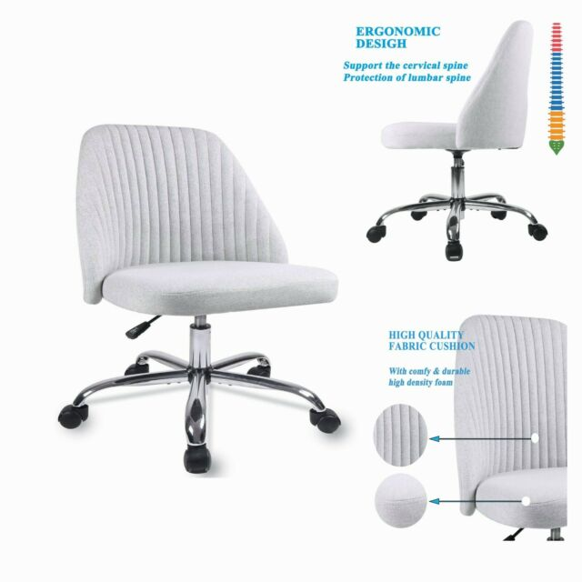 Lumisource Stella Adjustable Fabric Office Chair For Sale Online Ebay