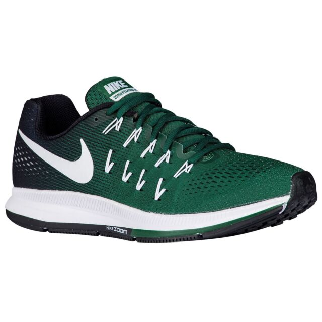 d42c35a52c020 Nike Air Zoom Pegasus 33 TB Mens Running Shoes 14 Gorge Green Black ...
